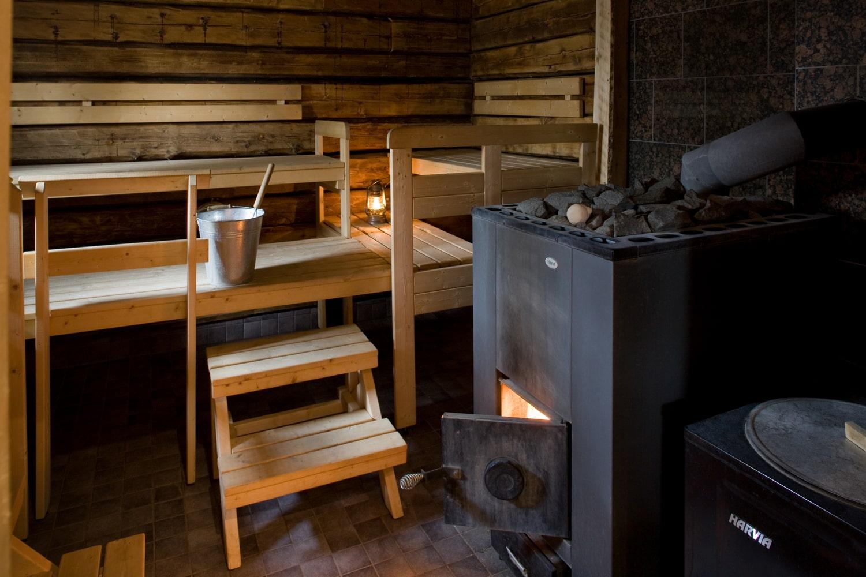 Sauna Kukkolankoski